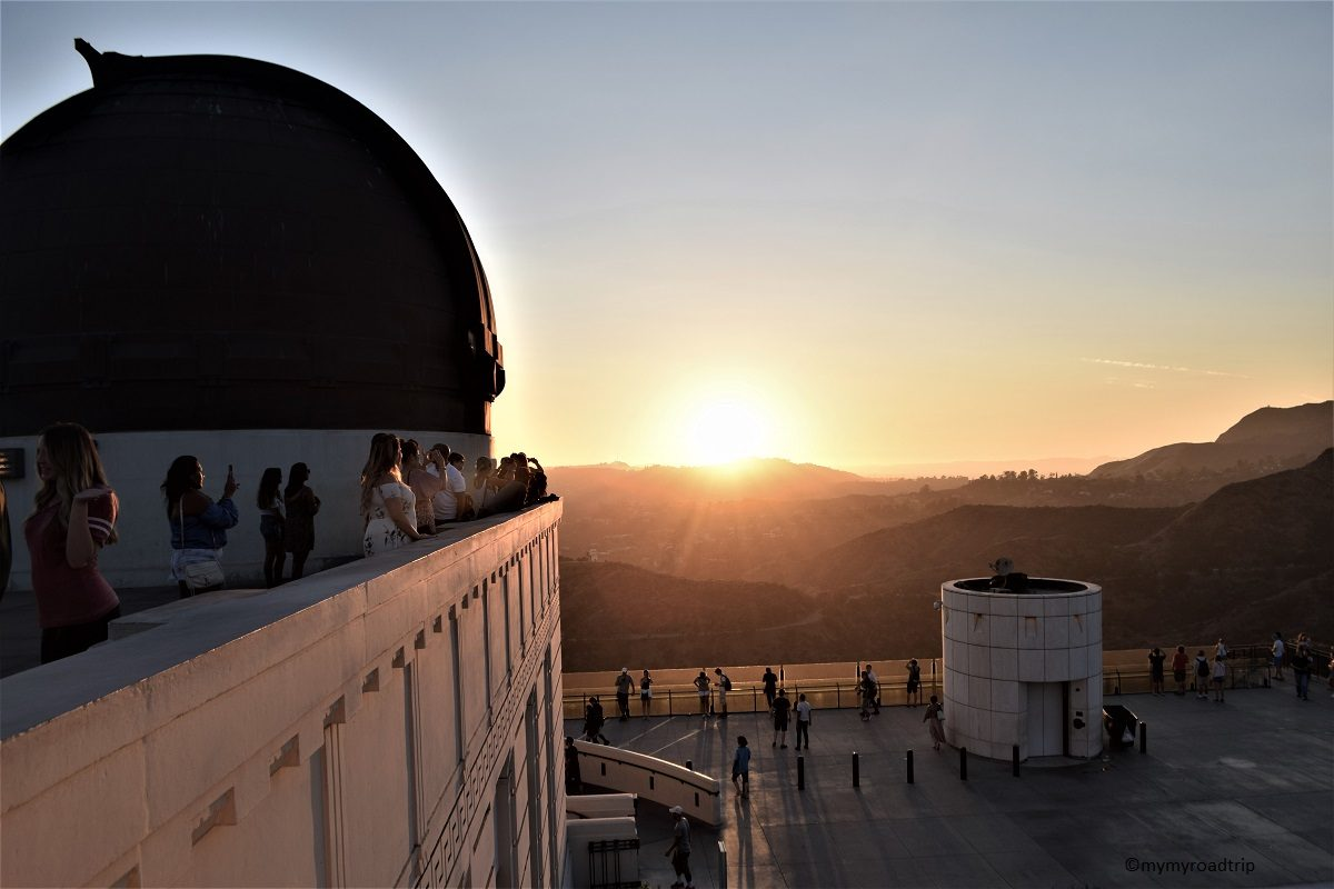 Griffith-observatory los angeles